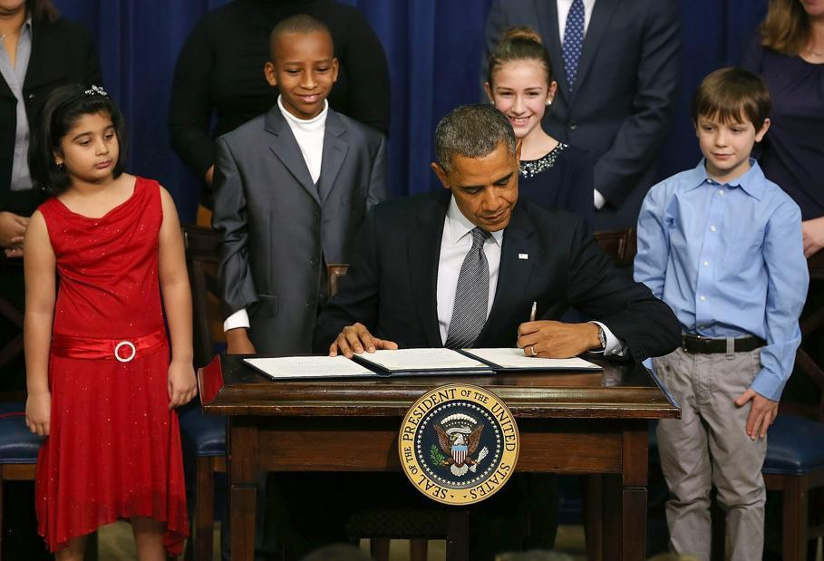 President Obama signs 23 executive actions on gun control